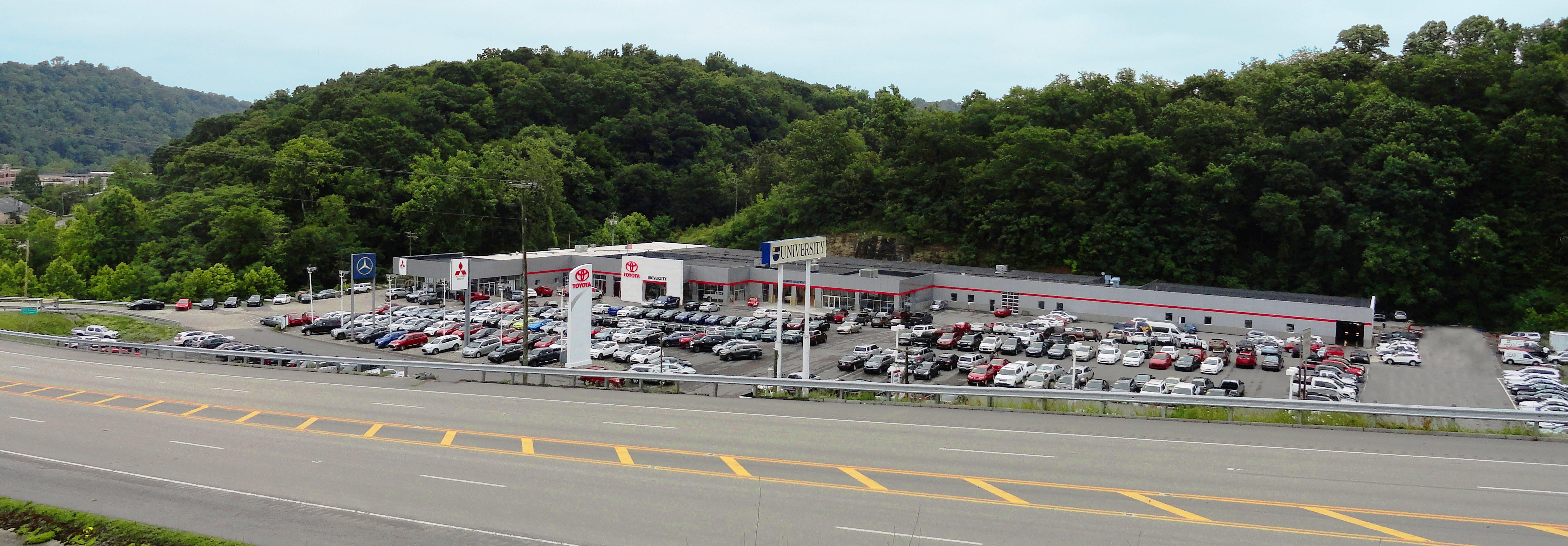 University Of Toyota >> About University Toyota Serving Morgantown Wv Cumberland Md