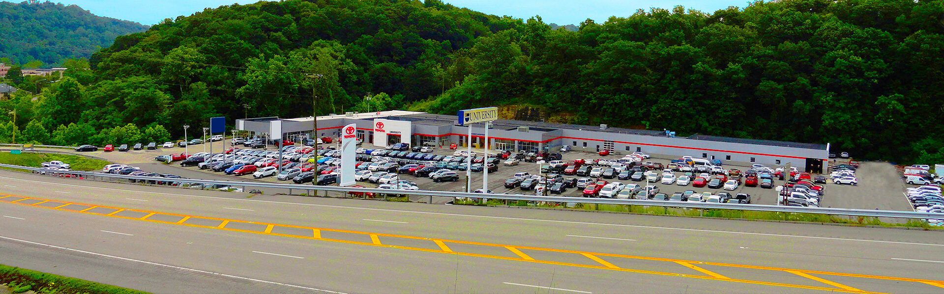University Of Toyota >> Your Trusted Toyota Dealer In West Virginia Toyota New And Used