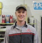 Rob Davis - Body Shop Technician