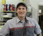 Mike Mansberry - Body Shop Technician