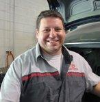 Brian Bobish - Body Shop Technician