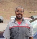 Omar Mohamoud - Detail Technician