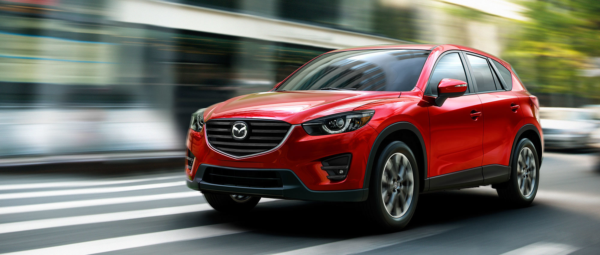 Mazda CX-5 vs. Honda CR-V