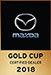 Paretti Mazda Gold Cup Logo