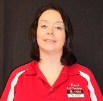Leslie Tennison - Warranty Administrator