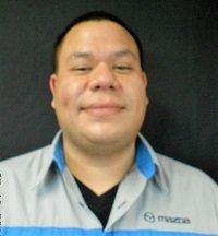 Luis Lobo - Mazda Certified Lube Technician