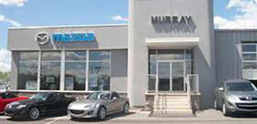 Murray Mazda Image