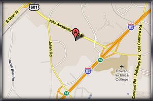 Location and Hours for Ben Mynatt Nissan