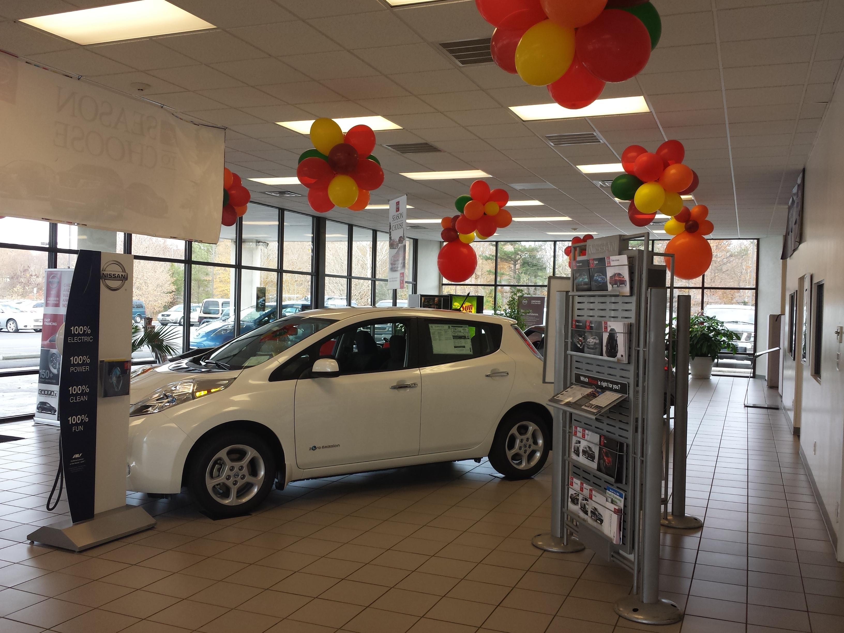 Ben Mynatt Nissan -