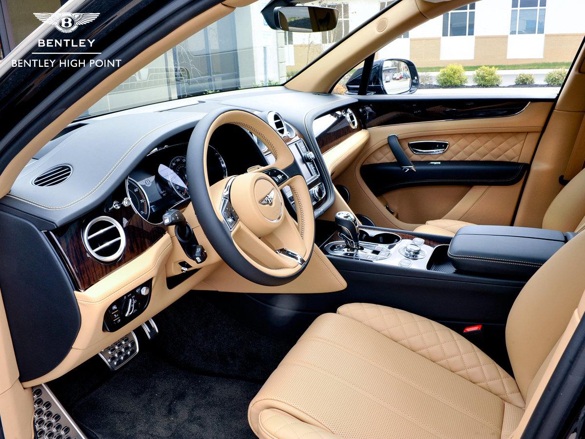 2017 Bentley Bentayga AWD SUV