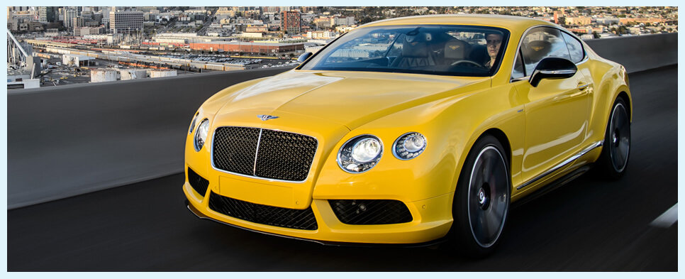 Bentley High Point Banner