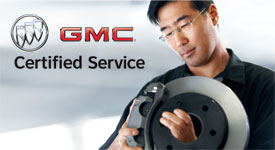 GMC Ceretified Service