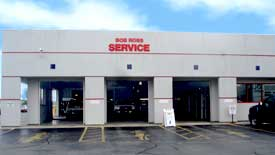 Bob Ross Auto Group Service