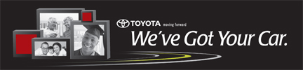 Toyota - We've Got Your Car