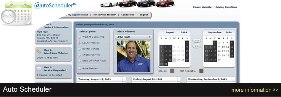 Auto Scheduler