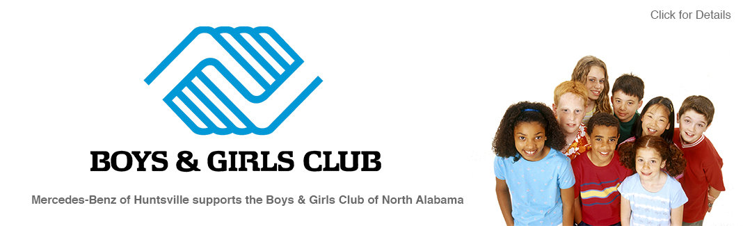 We support the Boys and Girls Club of Northern Alabama