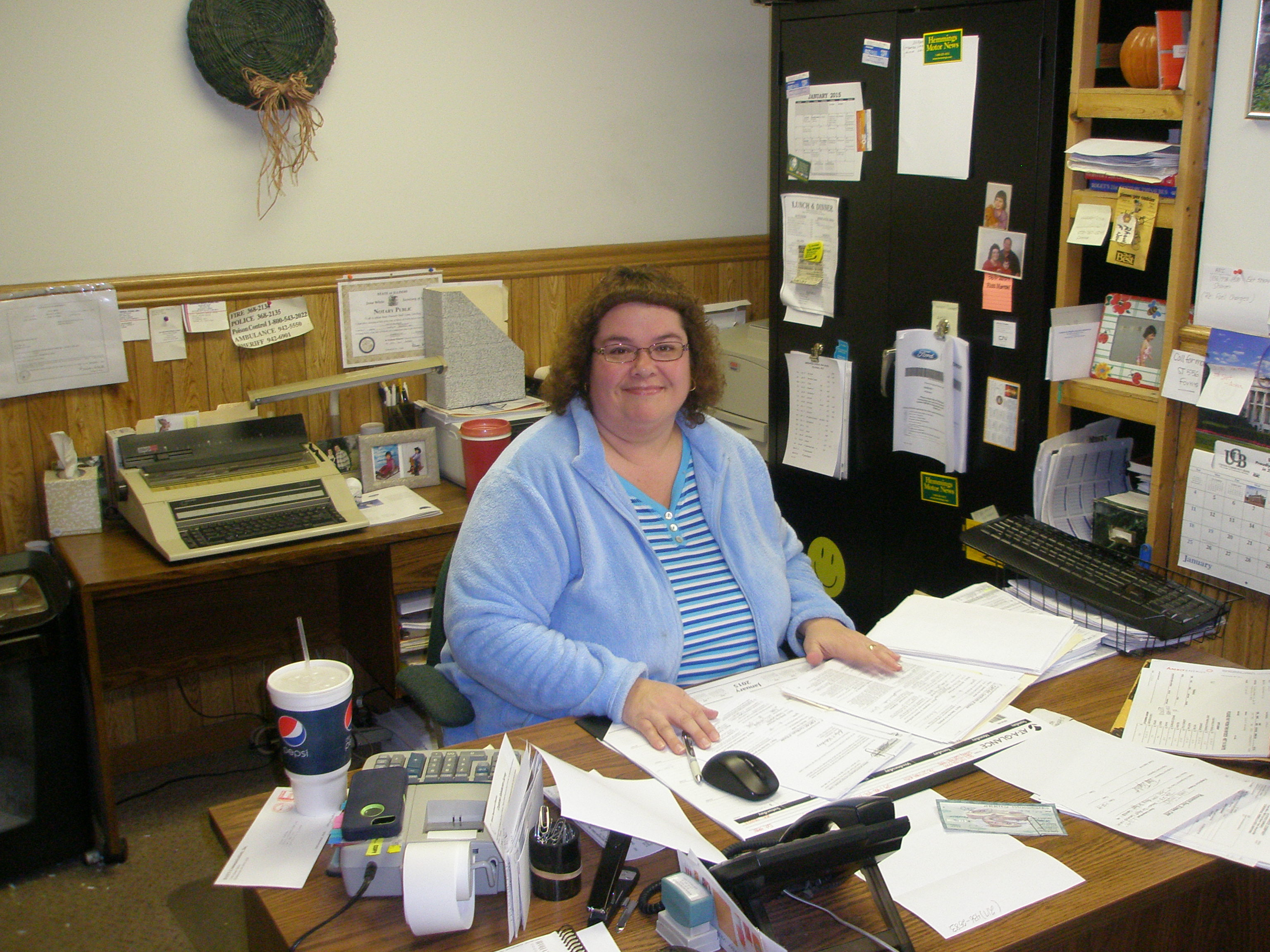 Teresa Triplett - Office Manager