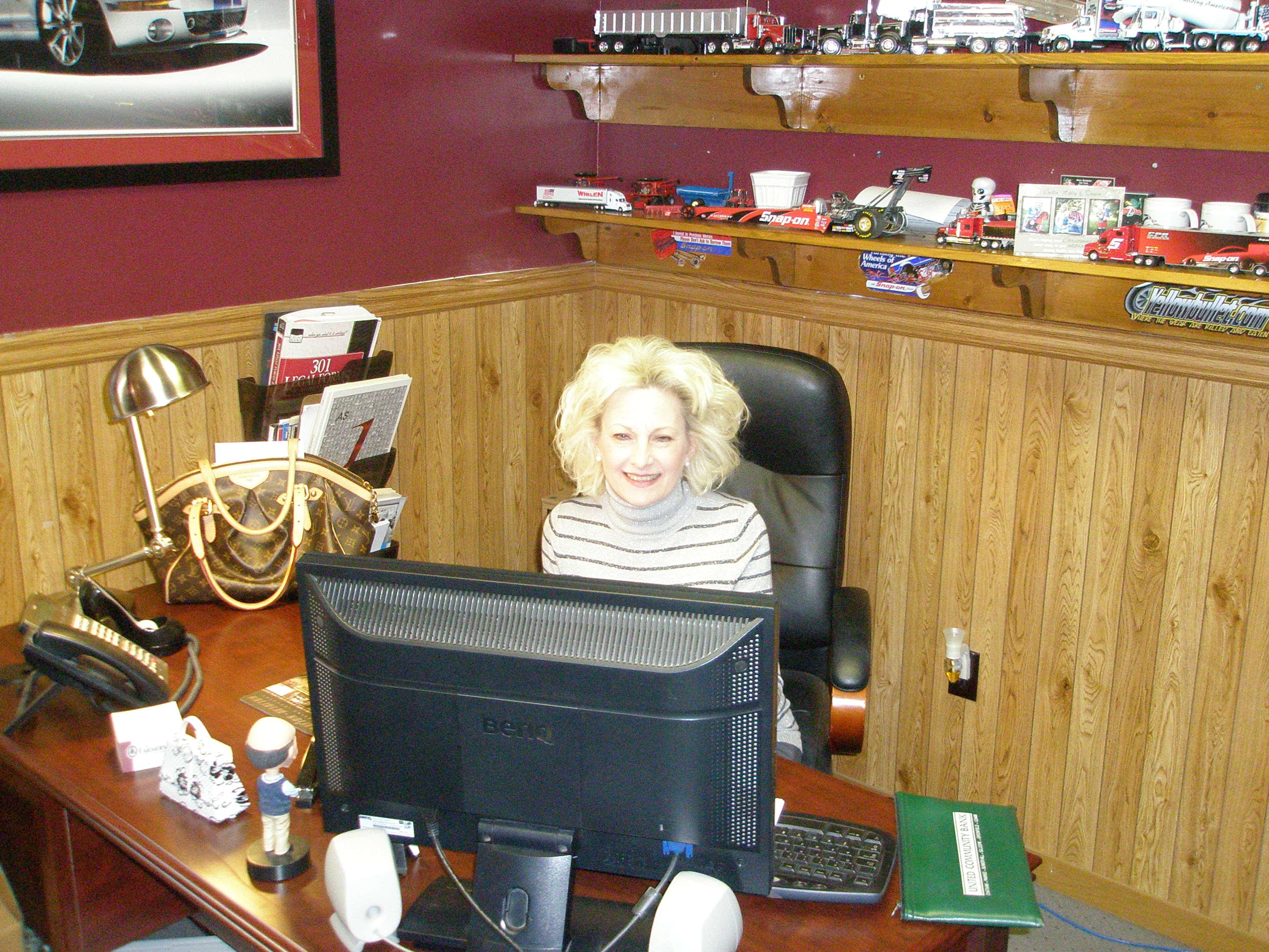Evelyn Wellenkamp - President/Dealer Principal