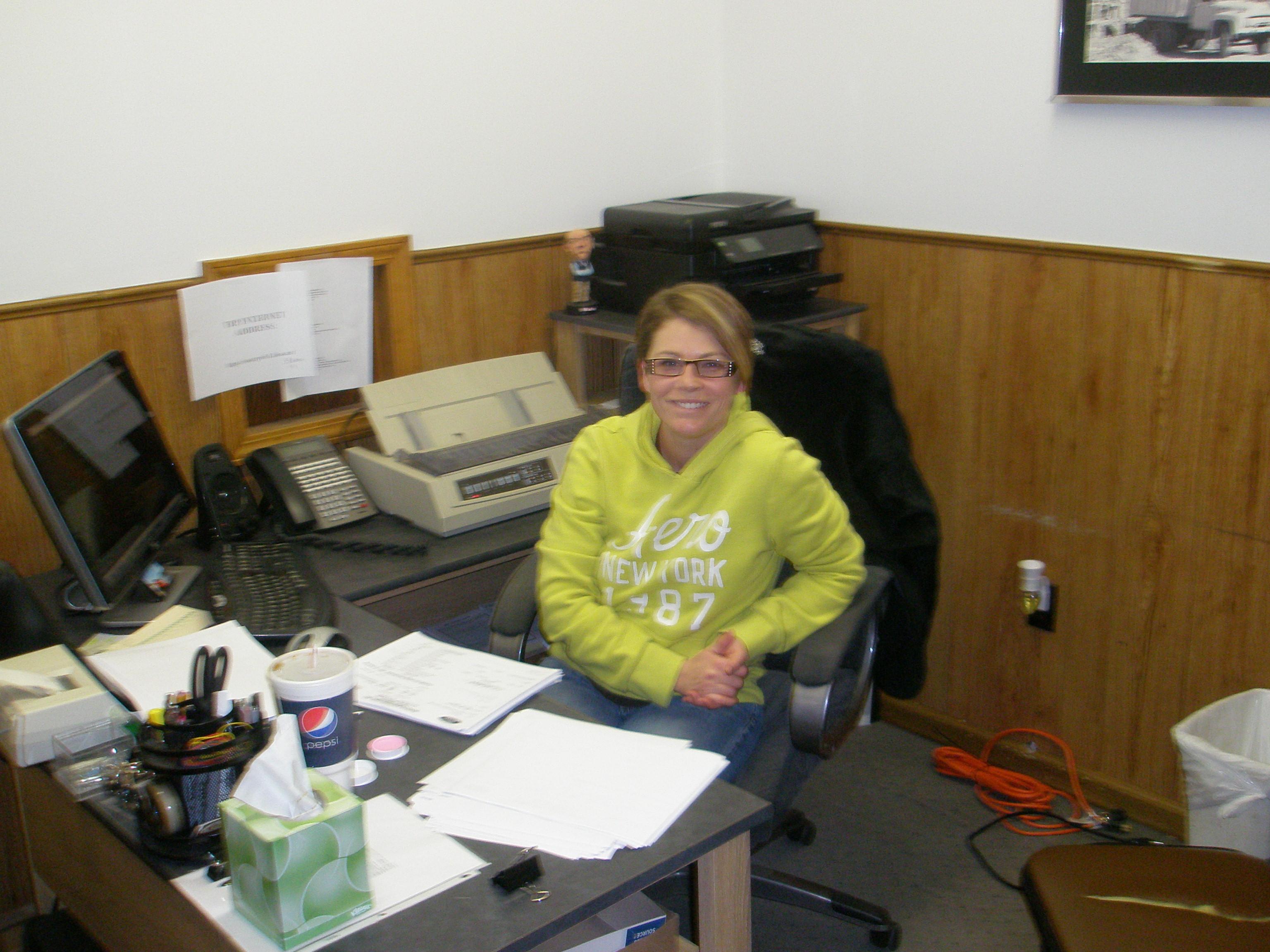 Shayla Behnen - Office Assitant