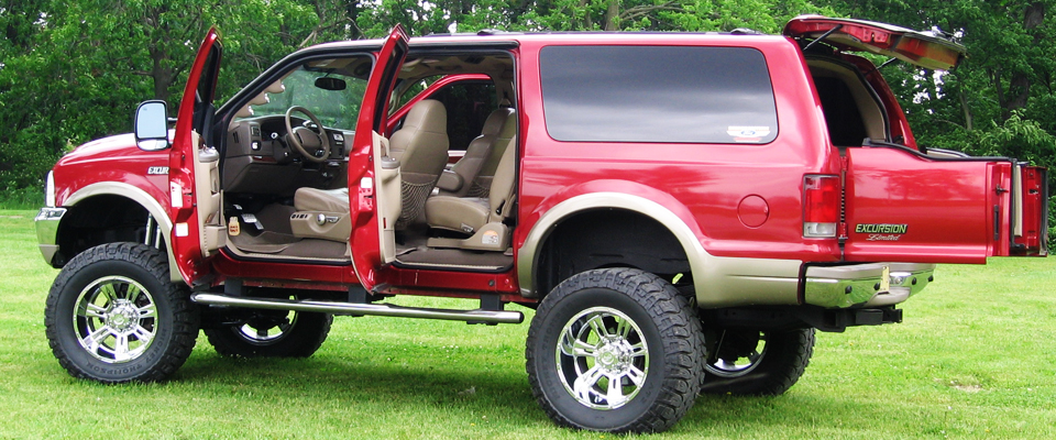 Ford Excursion Parts Accessories Best
