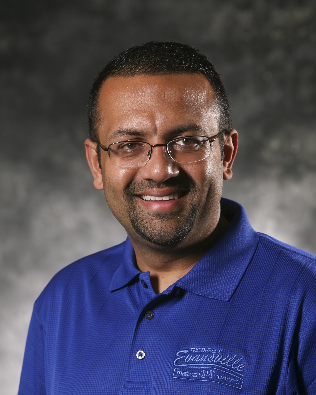 Amish Patel - Vice President