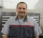 Dusty Dewitt - Body Shop Technician