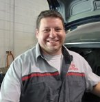 Brian Bobish - Body Shop Technician