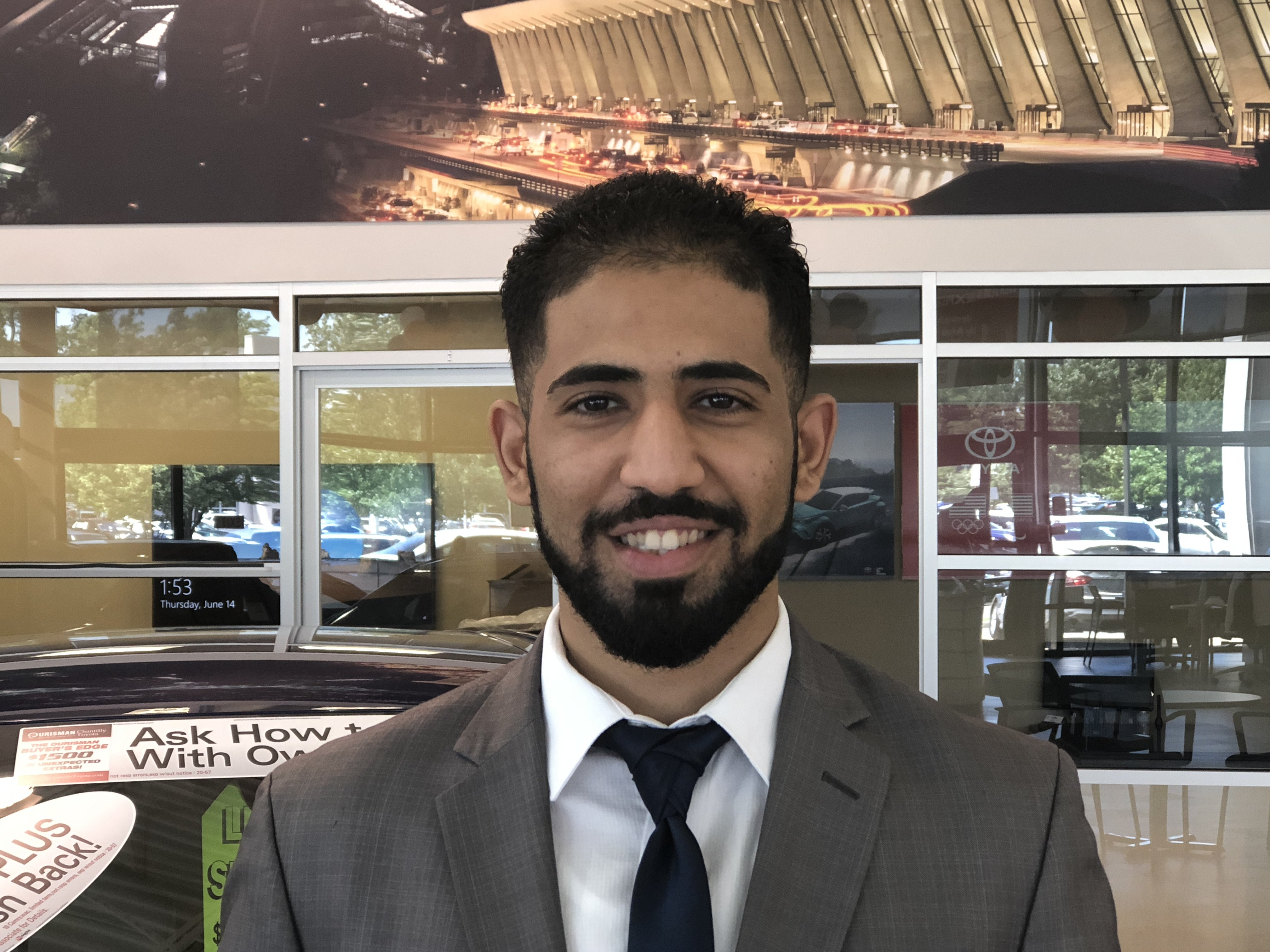 Ahmed Aly - Sales Manager