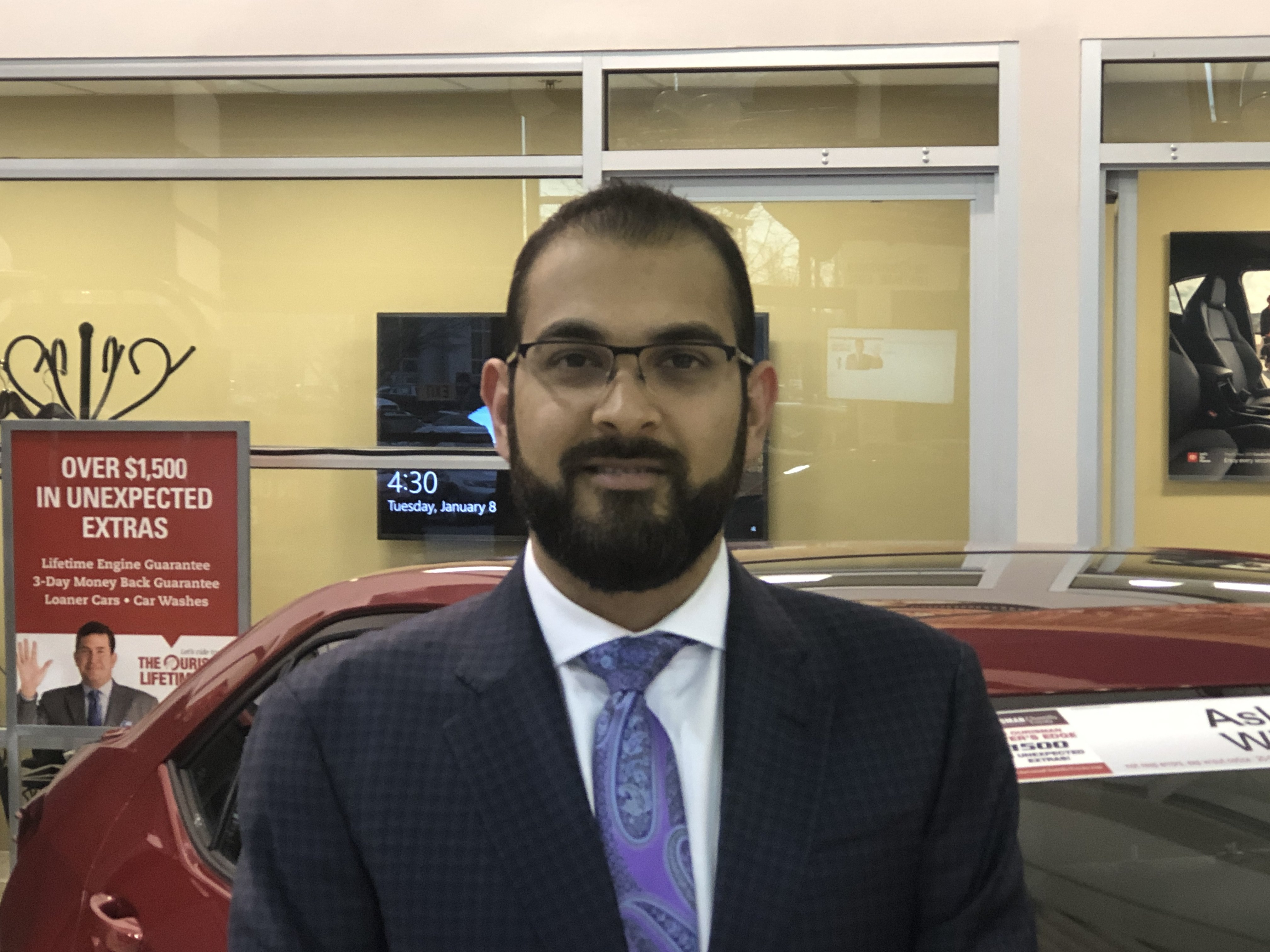 Anoop Sikka - Sales Manager