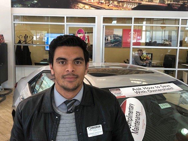 Mirwais Sherzada - Sales Consultant