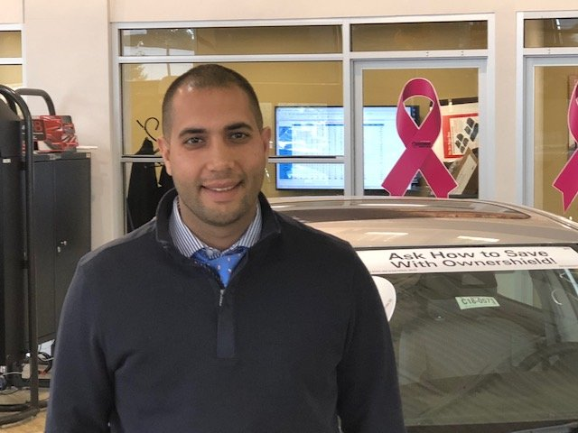 Mohammed Alhumaidat - Sales Consultant
