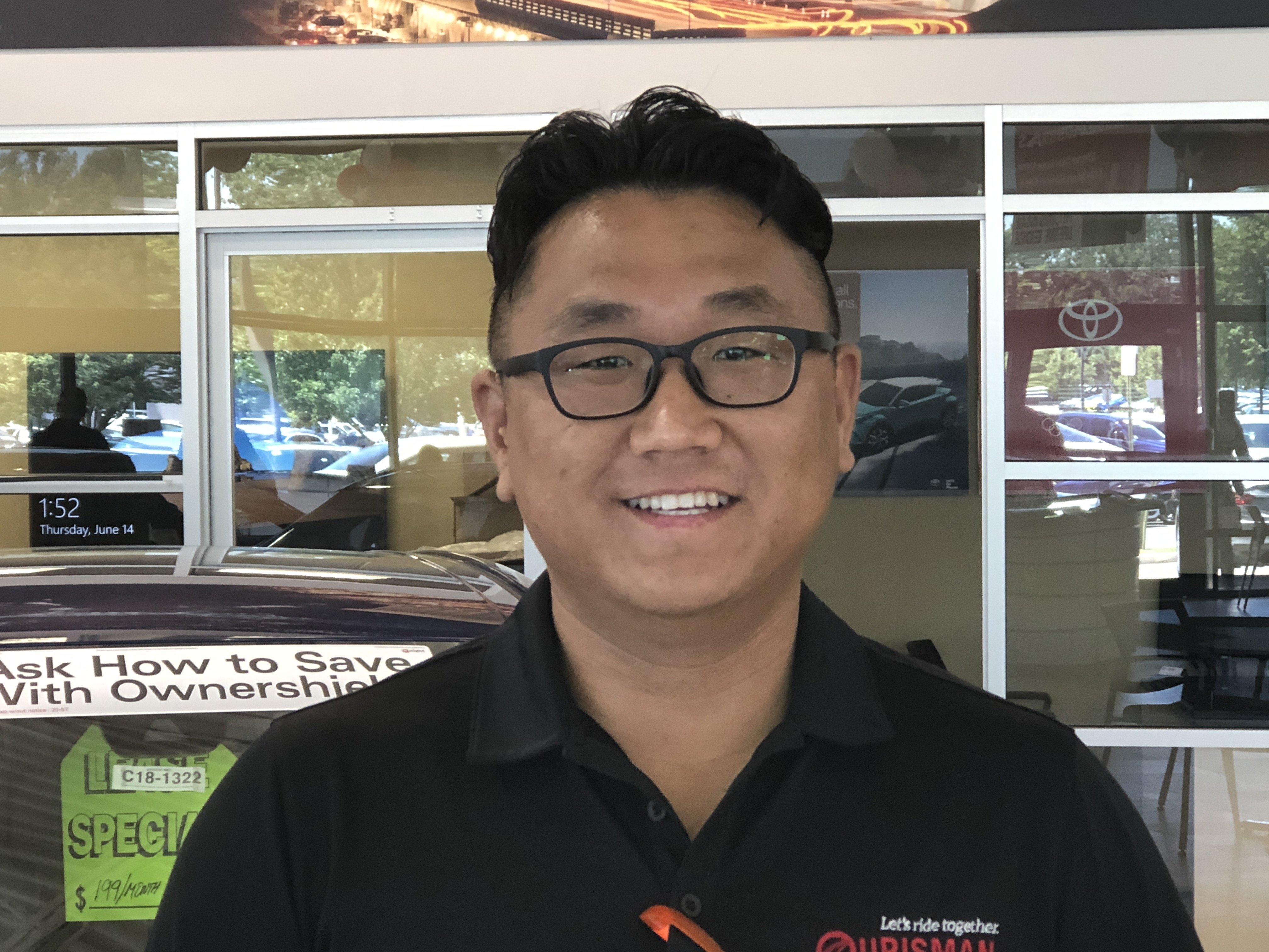 Sanghyon Han - Sales Consultant