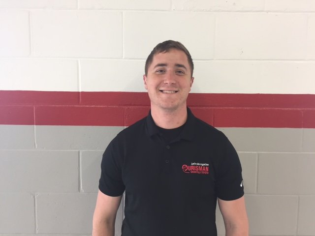 Sean Pieper - Assistant Service Manager