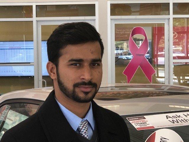 Ahmed Abbasi - Sales Consultant