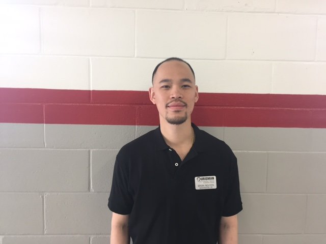 Brian Nguyen - Assistant Service Manager