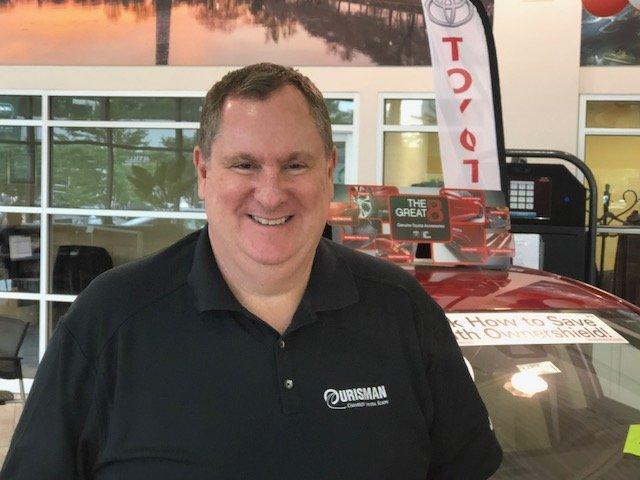 Chuck McClimans - Internet Sales Consultant