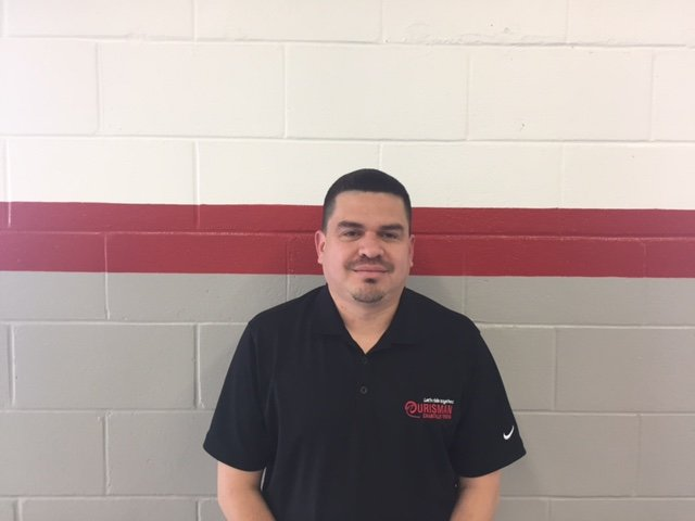 Eric Berrios - Assistant Service Manager