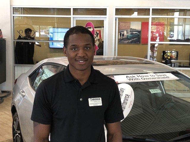 Joshua Carpenter - Sales Consultant