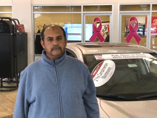 Mahmood Qureshi - Sales Consultant