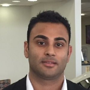Ashish Sikka - Sales Consultant
