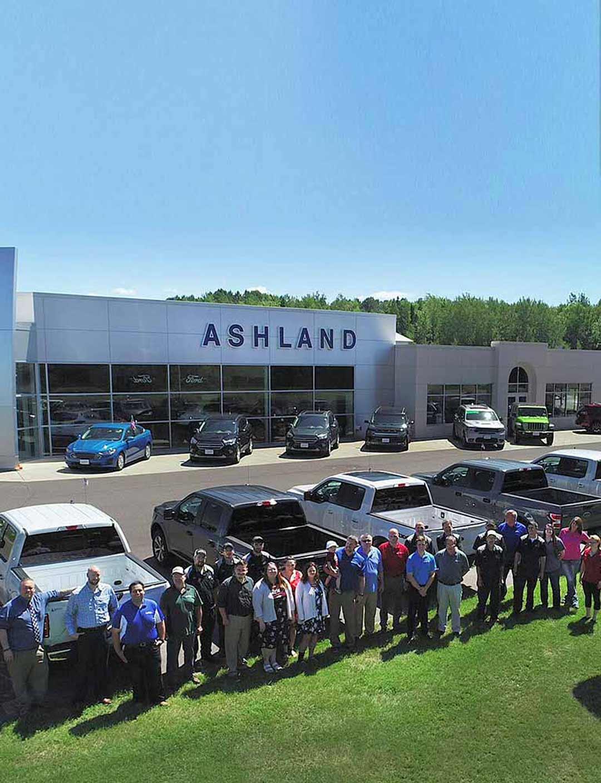 Ashland Ford Chrysler Hero Mobile