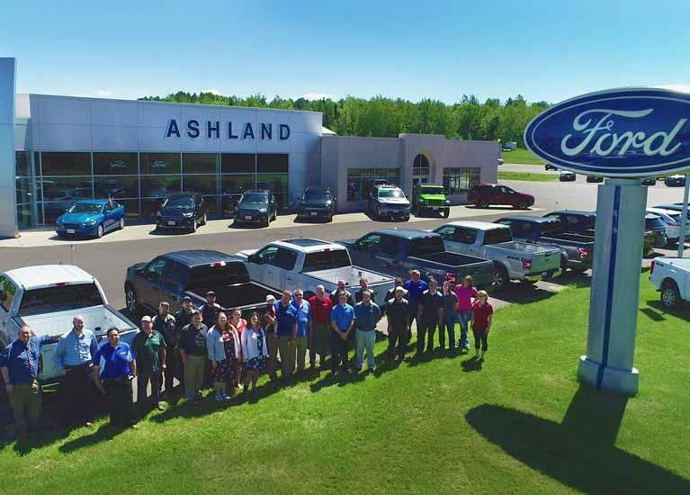 Ashland Ford Chrysler Hero Tablet