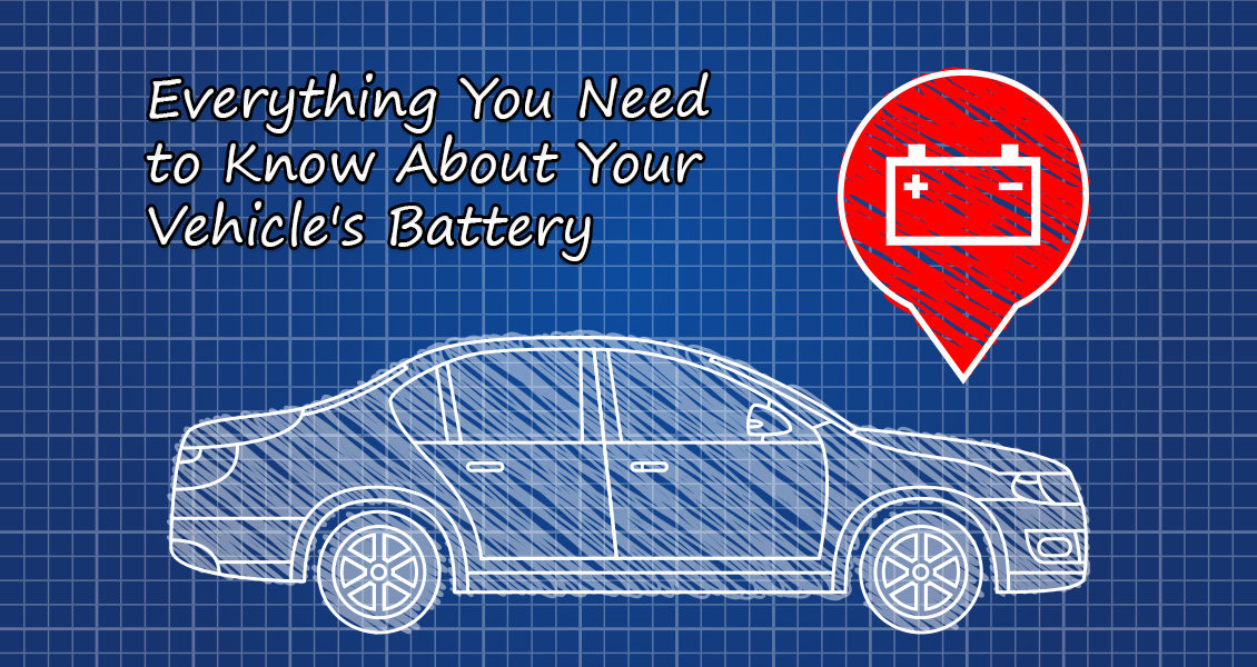 Everything You Need to Know About Your Vehicles Battery