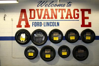 A Really Big Tire Sale