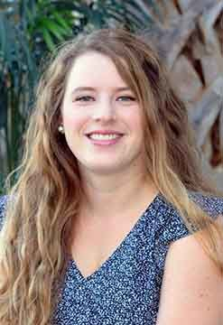 Brooke English - Marketing Manager