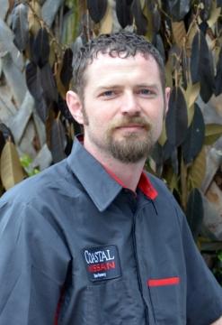 David Rumery - Service Technician