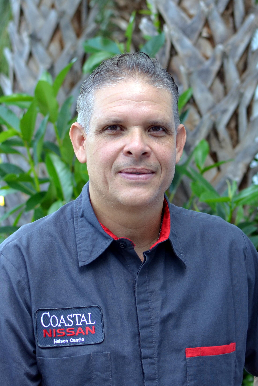 Nelson Camilo - Service Technician