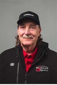 Chris Patterson - Parts Manager