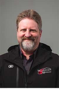 Jason Falkner - Nissan Master Technician