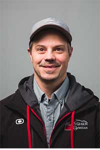 Joe Kane - Parts Manager